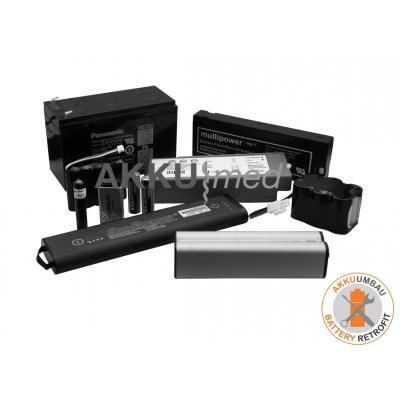 AKKUmed NiMH Akkuumbau passend für Stryker - 250-070-602