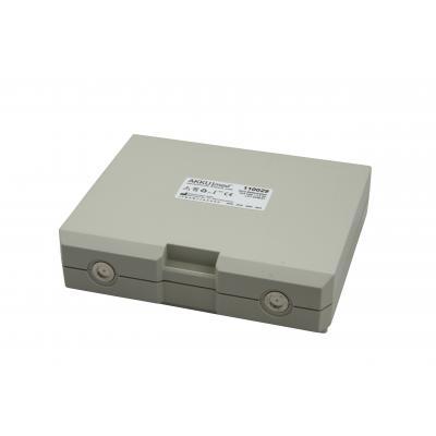 AKKUmed NC Akku passend für Hellige Defibrillator SCP910, 913 - Typ 303-440-30/ 30344030