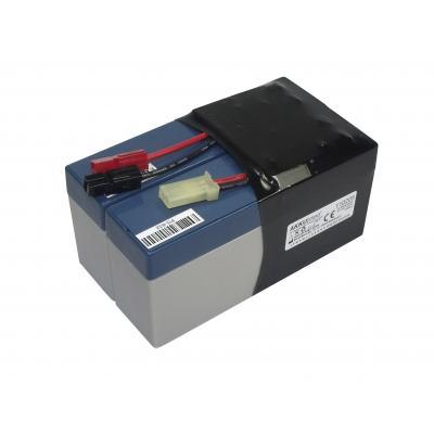 AKKUmed Blei Gel Akku passend für Siemens Monitor Sirecust 620, 630 - 2870728 EH51U