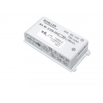 Original Lithiumbatterie Schiller Defibrillator Easyport - Typ 3940002