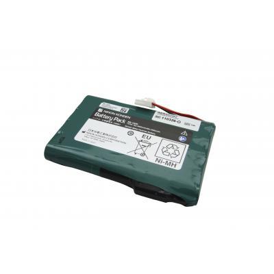Original NiMH Akku Nihon Kohden Cardiofax ECG-1500 Typ X073/ SB-150D