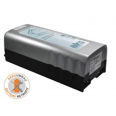 AKKUmed Blei Akkuumbau passend für AKS Lifter  Dualo, Foldy, Clino - Typ 89070