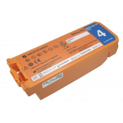 Original Lithiumbatterie Nihon Kohden Defibrillator Cardiolife AED2100 - NKPB-28271K