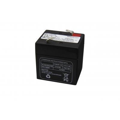 AKKUmed Blei Akku passend für Siemens Monitor Sirecust, Sicard 440, 460